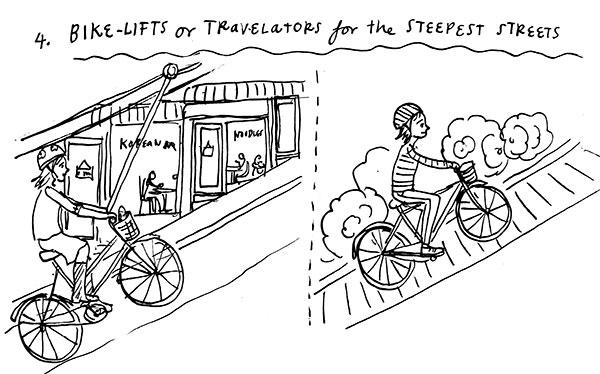 bikelifts
